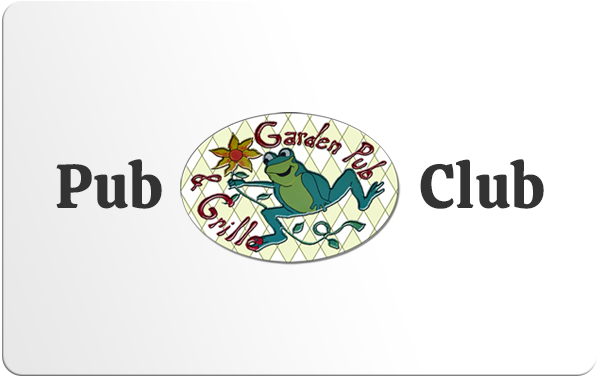 Pub Club Card